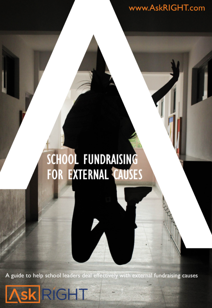 School Fundraising For External Causes